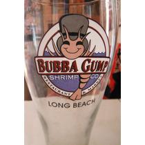 Vaso - Copa Bubba Gump Restaurant Long Beach Camaron Shrimp