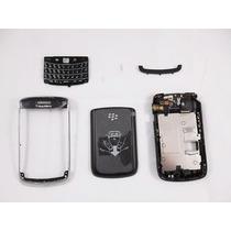 Carcasa Caratula Blackberry Bold 9700 Botones Teclado Nueva