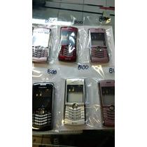 Carcasa 8100 Blackberry Caratula Carcasa Peard Completa Orig