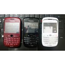 Blackberry 8520 Carcasa Completa Con Chasis Varios Colores