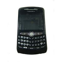 Carcasa Blackberry 8310, 8320, Negra Con Trackball