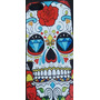 Carcasa Iphone 5 5s Calavera