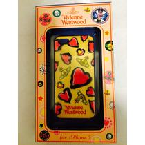 Protector Para Iphone 5/5s Marca Vivienne Westwood