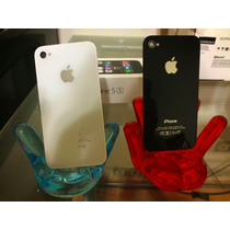 Tapa Vidrio Original Apple Iphone 4 4g 4s Envio Gratis!!!!!