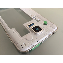 Marco Central Chasis Galaxy S5 G900 + Kit Instalacion Gratis