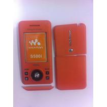 Sony Ericsson S500i Caratula !!!! Cps