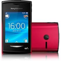 Tapa Original Y Nueva Del Sony Ericsson Yendo O Yizo Roja