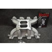 Holley Multiple De Admision Para Carburador En Motor Ls. Ls1