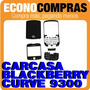 Carcasa Blackberry Para 9300 Original Color Negro 100% Nuevo