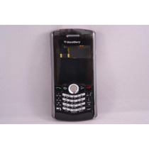 Carcaza Black Berry 8120 Completa Negra Dmh Nvd