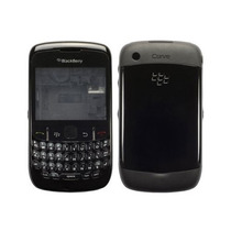 Carcaza Caratula Blackberry 8520 8530 Curve Negro Original