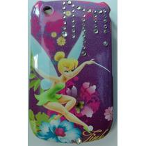 Caratula Luxe Campanita Disney Blackberry 8520 9300
