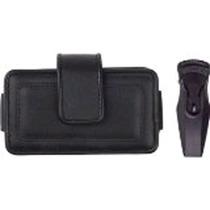 Horizontal Cuero Bolsa Para Blackberry Perla 8220/
