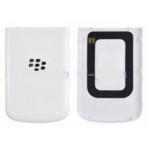 Tapa De Bateria Para Blackberry Modelo Q10 Color Blanco