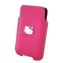 Iphone Bolsa - Oficial Hello Kitty Teléfono Móvil Rosa