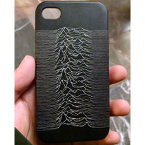 Joy Division Unknown Pleasures Protector Iphone 4 5 6 Ipod