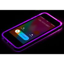 Luxury Flash Led Bumper Case Iphone 5/5s 6/6s.