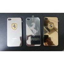 Tapa Trasera Iphone 4s A1387 Varios Modelos