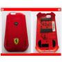Tapa Trasera Motorola Ferrari Touch I867 Original 100%