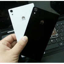 Huawei P7 Tapa Trasera De Cristal Original