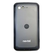 Carcasa Motorola Xt621 Negra Nueva Original Garantizada
