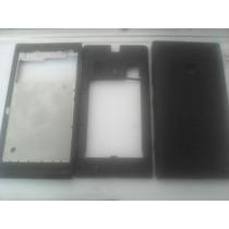 Carcasa Para Nokia Lumia 505 Color Negro