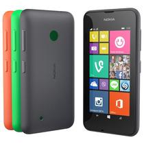 Caratula Tapa Trasera Nokia Lumia 530 Carcasa 5 Colores Nuev