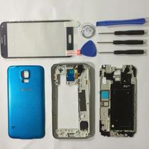 Carcasas Kit De Renovación De Samsung Galaxy S5 G900 I9600
