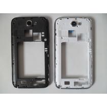 Cromo Marco + Tapa Trasera Galaxy Note 2 I317