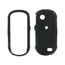 Samsung Buscar M350 Chasquido-en Protector Cubierta - Negro