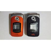 Carcasa Caratula Sony Ericsson W300 W300i $ De Envio Justo!