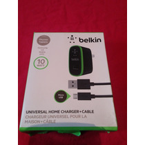 Belkin Cargador Ac Micro Usb Universal 2.1amp