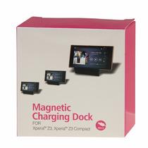 Dock Cargador Magnético Xperia Z1, Z2, Z3, Compacts & Ultra