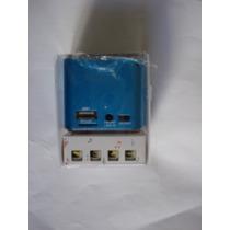 Excelente Mini Bocina Digital Usb Para Ipod Reproductor Mp3