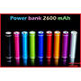Bateria Portatil Power Bank P/celulares,etc.2600mah Env/grat