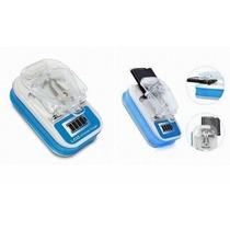 Multicargador Universal Con Pantalla Lcd Carga Baterias