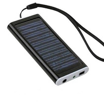 Cargador Solar 1350 Mah Portatil +pila Interna Ion Litio