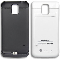 Cargador Funda Batería Externa Galaxy S5 3800mah