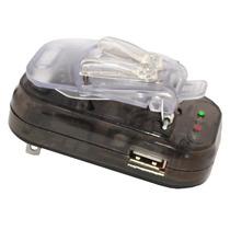 Cargador Universal De Baterias Para Celular Con Usb