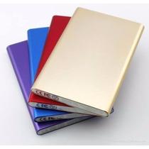 Bateria Externa Aluminio Powerbank 8000mah Celulares Tableta