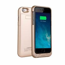 Case Cargador Funda Con Bateria Pila Para Iphone 6 Y Plus