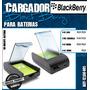 Cargador De Baterias Blackberry Original, Micro Usb Usb