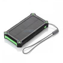 Cargador Solar Batería Portátil Poweradd Apollo3 8000mah
