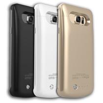 Cargador Funda Bateria Externa Galaxy S6 Edge Plus, 4200 Mah