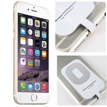 Receptor Para Carga Inalambrica Qi Iphone 5 5s 5c 6 Y 6 Plus
