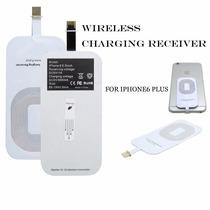 Receptor Qi Carga Inalambrica Iphone 5,5s,5c,6 Y 6 Plus