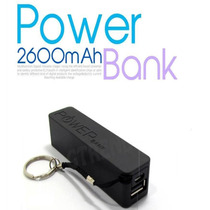 Bateria Power Bank Recargable 2600 Mah ¡¡ Mayoreo Y Menudeo