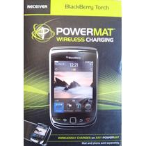 Cargador Powermat Blackberry Torch 9800 Nuevo Barato Promo