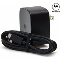 Cargador Motorola Turbo Power Original Nuevo