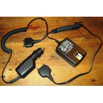 Cargador Nextel Motorola Para Pared Y Auto